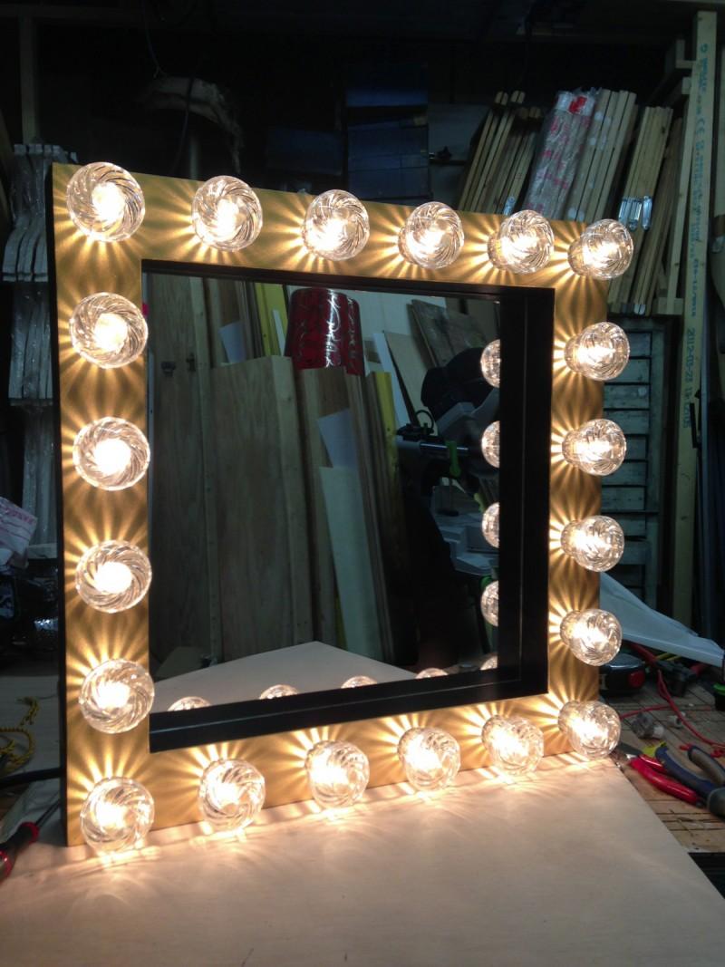 photo accessoires mistinguette ampoules