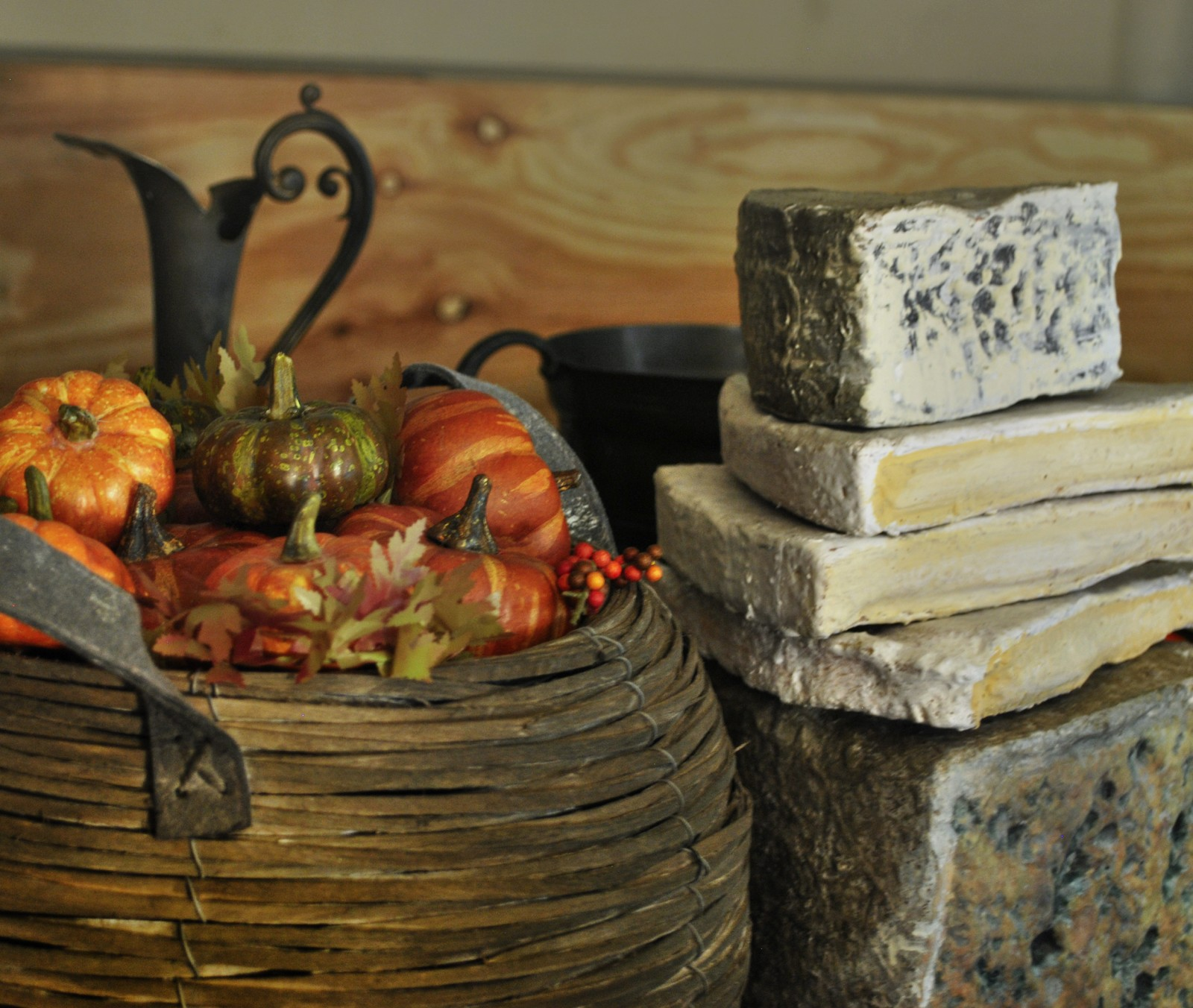 photo accessoires banquet roi arthur corbeille fromage