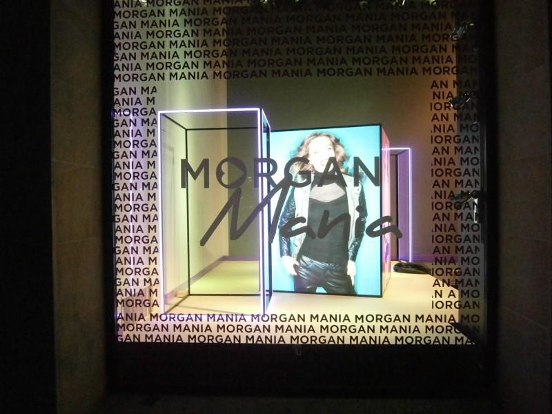 Vitrine Morgan - Septembre 2013